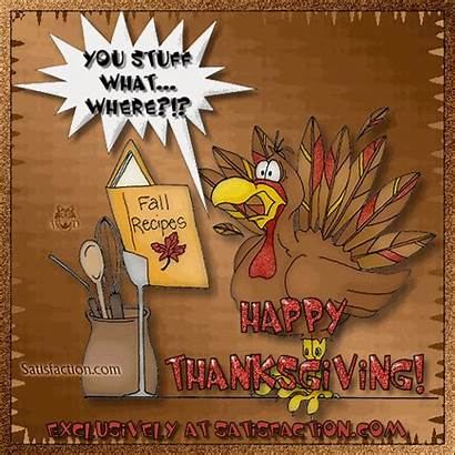 Thanksgiving Happy Funny Stuff Quotes Animated Glitter