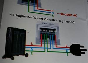 Electric Wiring Color Codes  Brown  Blue And Black