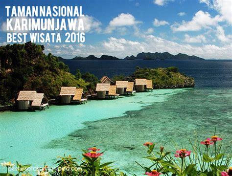 wisata pulau karimunjawa  jepara jawa tengah paket