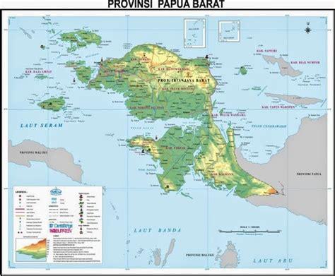 daftar lengkap wisata  papua barat wibialwis blog