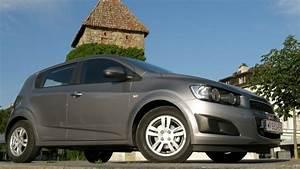 Essai vidéo Chevrolet Aveo 1 2 et 1 4 : grands changements