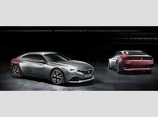 PEUGEOT Exalt Concept Cars Peugeot UK