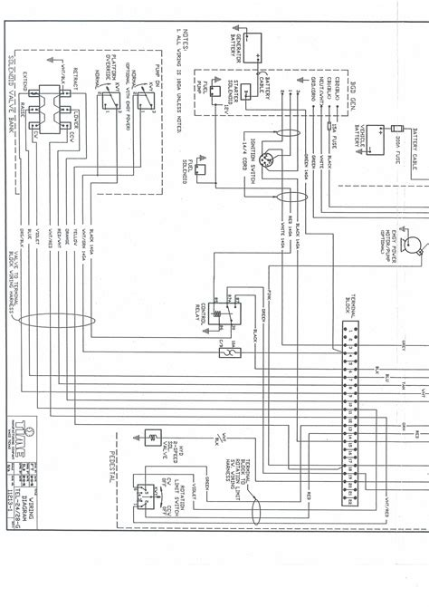 versalift wiring diagram versalift truck wiring diagram torzone org