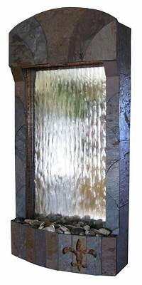 water wall fountain 53 best images about Water Wall Features on Pinterest   Wall fountains, Copper and Water fountains