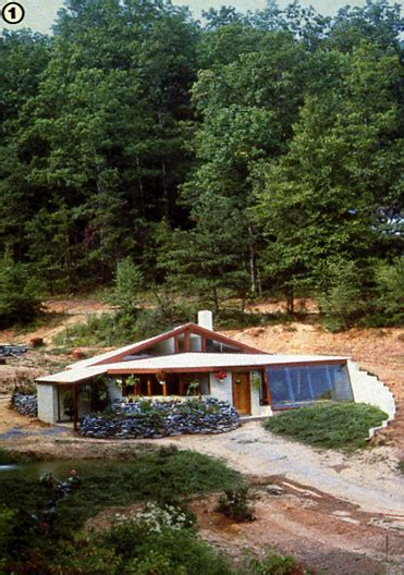 building  earth sheltered home part ii green homes