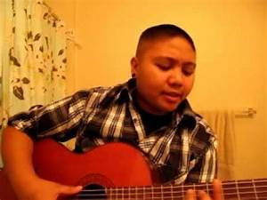 J boog lets do it again acoustic cover - YouTube