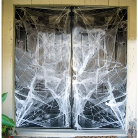 How To Decorate With Spider Web - spider web decorations