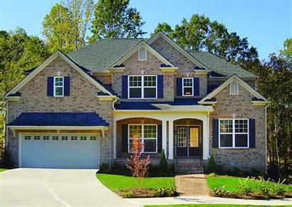 Homes Houses Brick Modern Exteriors Fash Trend