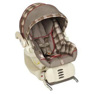 Baby Trend Flex Loc Infant Car Seat Base Installation