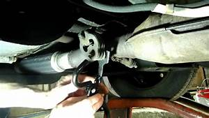 Exhaust Hanger Removal