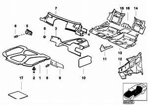 Original Parts For E36 320i M50 Cabrio    Vehicle Trim   Sound Insulation
