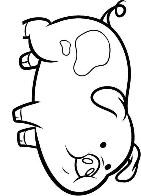 waddles  pig gravity falls  coloring pages