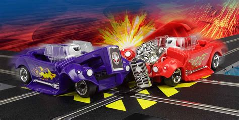 Demolition Derby Cars Toys by Scalextrics Demolition Derby Race Set 1 32 Scalextric Cars