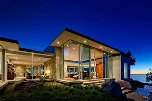 Contemporary home design, USA: Most beautiful houses in ...