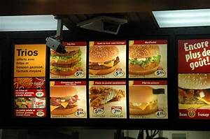 the canadian macdonald's menu | debbie | Flickr