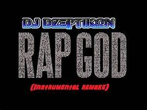 Eminem - Rap God (Instrumental Remake v.1) prod. by DJ ...