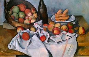 the Basket of Apples - Cezzane | Art | Pinterest