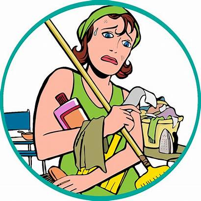 Cleaning Clipart Cleaner Services Housekeeping Transparent Daily