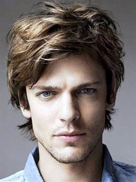 Medium Length Hairstyles For Boys by Medium Length Hairstyles 2015 Mens