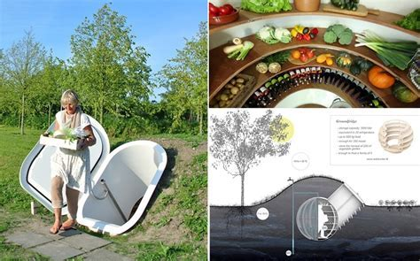 The Groundfridge: the best solution for off grid food