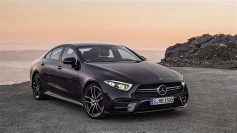 2019 Mercedesbenz Cls53 Amg Wallpapers & Hd Images