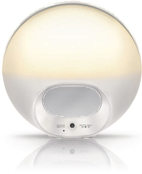 Amazon.com: Philips HF3510 Wake-Up Light, White: Health