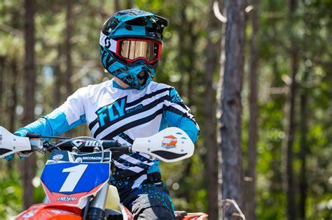 motocross gear for girls kinetic women s pink hi vis racewear fly racing