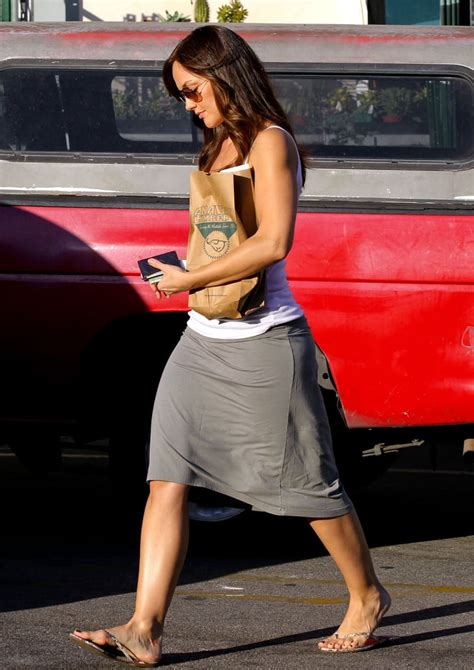 Chris Evans Driving Minka Kelly in LA | Pictures ...