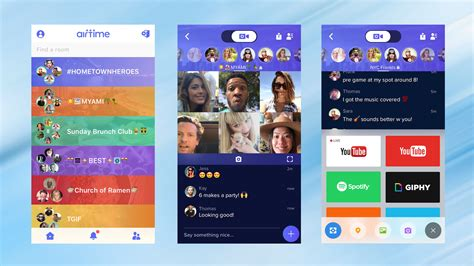 Sean Parker Relaunches Airtime A Video Chat Room For