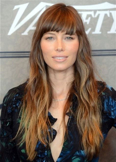 Top 50 Hairstyles for Long Faces herinterest com/