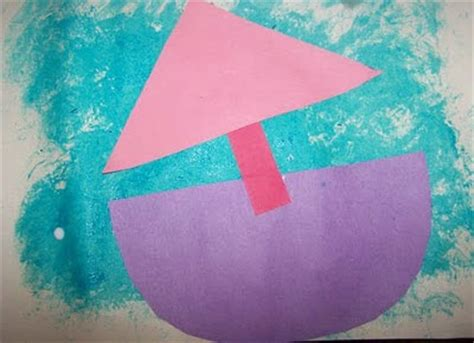 chalk talk a kindergarten christopher columbus 126 | boat picture craft