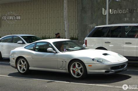Zffzs49a4y0118277 21,946 miles giallo modena over new tobacco leather interior scuderia. Ferrari 550 Maranello - 17 December 2013 - Autogespot