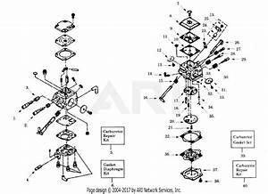 Poulan Pp395 Gas Saw  395 Gas Saw Parts Diagram For Carburetors 375 385 395 Breakdown