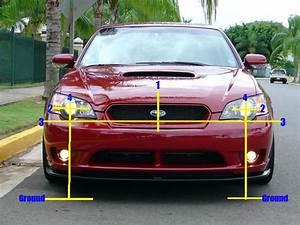 Headlight Aiming Basics For Subarus  Some Basic Headlight Adjusting Techniques For Subaru Cars