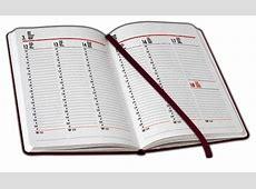 Organiserde bsb VBook A5 Braun 2018 Terminkalender mit