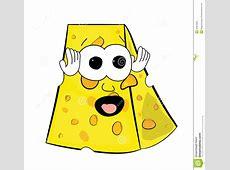 Cheese Cartoon Character Stock Illustration Image 42810920