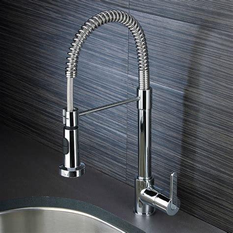 douchette pour robinet de cuisine robinet avec douchette pour cuisine essebagno mitigeur