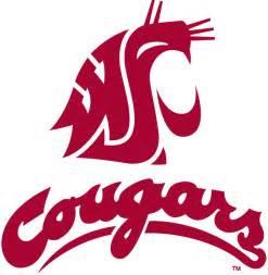 Washington State Cougars Football Logo