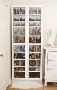20, Pretty, Ways, To, Store, Your, Shoes, That, Will, Save, Your, Life