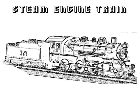 Thomas Tank Engine Coloring Pages Printables 325235236