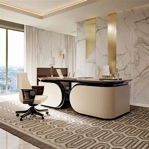 Vogue collection wwwturriit italian luxury office desk for Office interior decoration items
