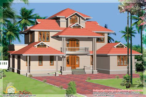 house builder kerala style beautiful 3d home designs kerala home