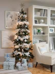 Unique Bedroom Decorating Ideas 33 Exciting Silver And White Tree Decorations Digsdigs