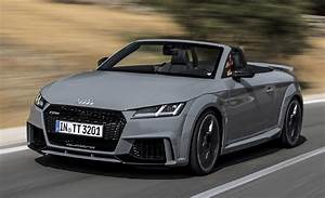Audi Tt 1 : first drive 2018 audi tt rs roadster review car and driver ~ Melissatoandfro.com Idées de Décoration