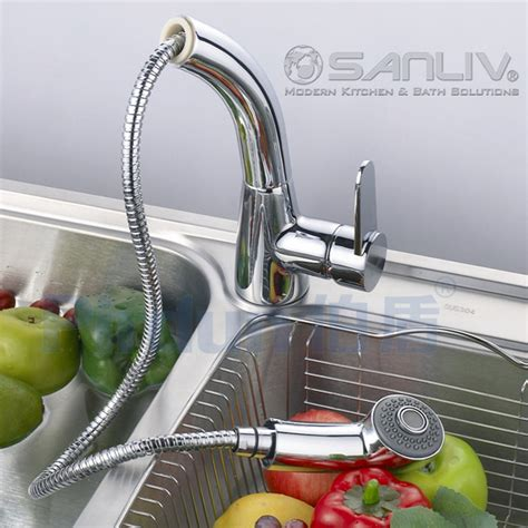 install kitchen faucet with sprayer best ideas to choose install pull out kitchen mixer taps