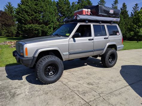 jeep cing ideas roof rack tent jeep cherokee cosmecol