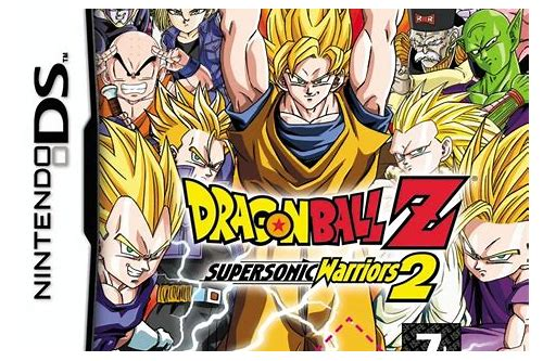 dbz supersonic warriors 2 free download