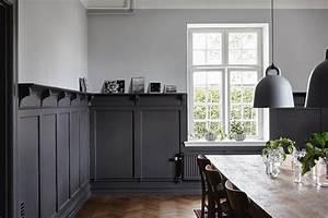 Moulure Bois Mur : beautiful moulure de mur contemporary ~ Zukunftsfamilie.com Idées de Décoration