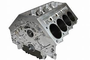 Ls-edge Solid Engine Block - Noonan