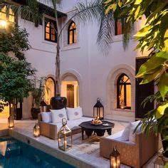 Innenhof Spanischer Häuser : riad dixneuf la ksour charming deluxe hotels in marrakesh morocco riad maroc d sert ~ Udekor.club Haus und Dekorationen